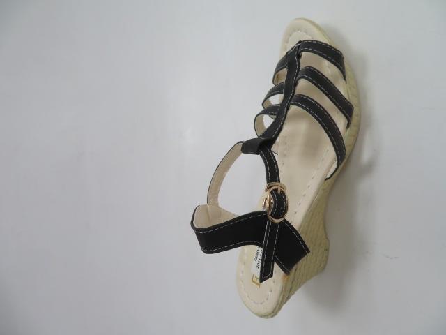 Sandały Damskie 2011-1, Black, 36-41 1