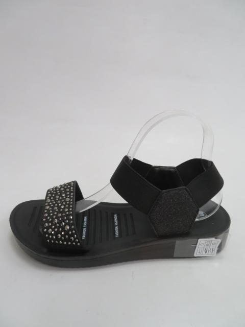 Sandały Damskie C305-1, Black, 36-41