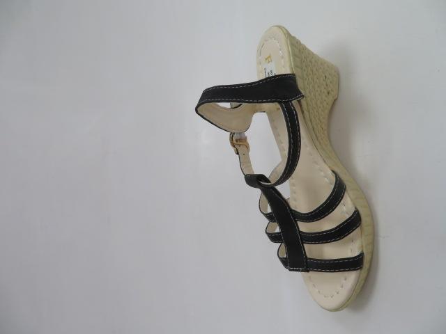 Sandały Damskie 2011-1, Black, 36-41 2