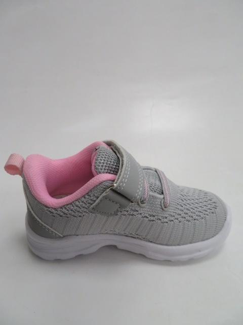 Buty Sportowe Dziecięce F778, Gray, 21-26