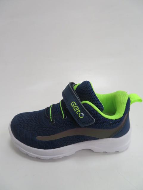 Buty Sportowe Dziecięce F778, Blue/Green, 21-26