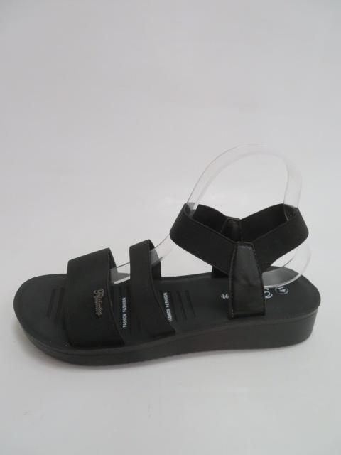 Sandały Damskie C301-1, Black , 36-41
