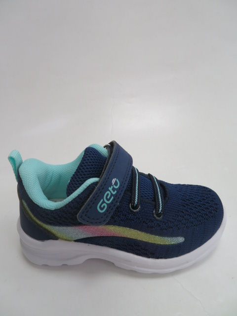 Buty Sportowe Dziecięce F778, Blue/Blue, 21-26