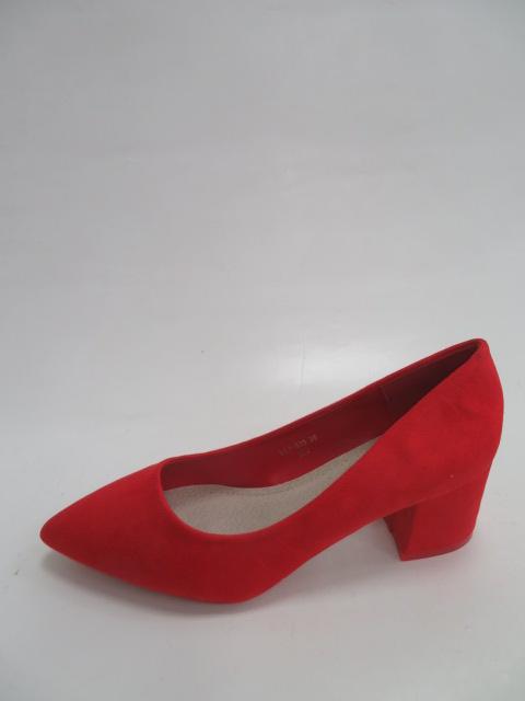 Czółenka Damskie LE-325, Red , 36-41