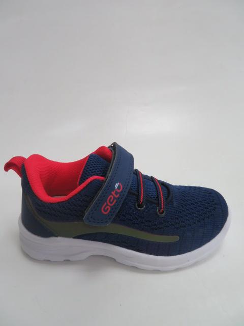 Buty Sportowe Dziecięce F778, Blue/Red, 21-26