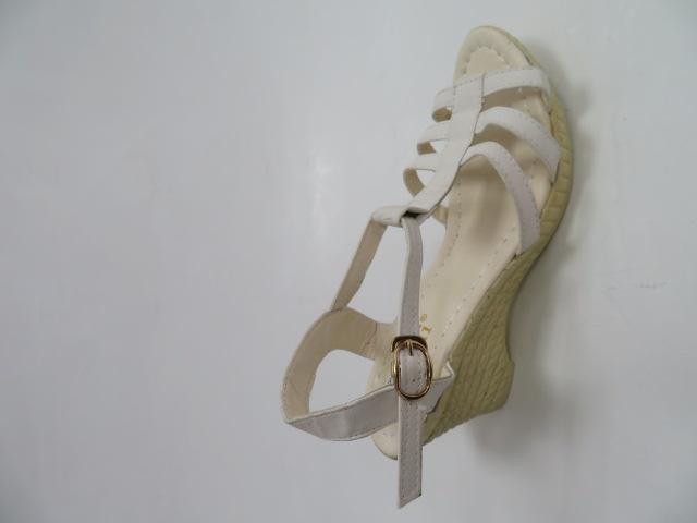 Sandały Damskie 2011-2, White, 36-41 1