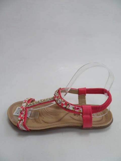 Sandały Damskie C6-4, Fushia, 36-41