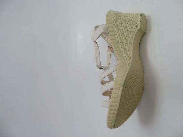 Sandały Damskie 2011-2, White, 36-41 3