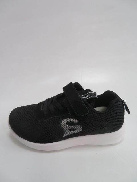 Buty Sportowe Dziecięce ZC03, Black