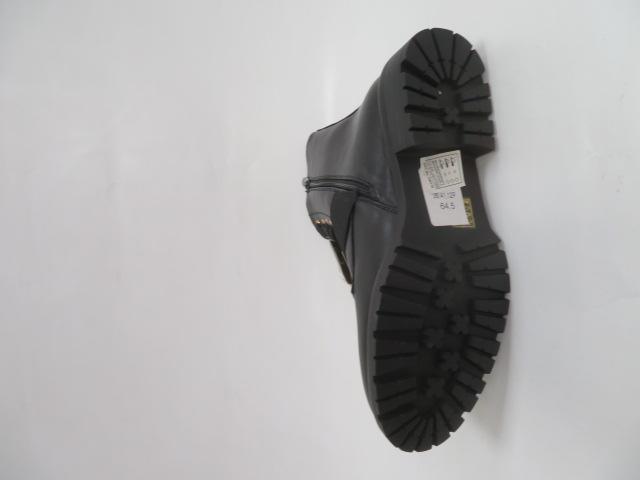 Botki Damskie HQ227, Black, 36-41 3