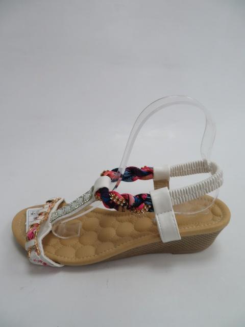 Sandały Damskie C8-2, White, 36-41