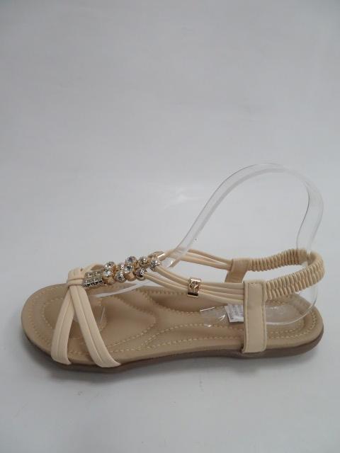 Sandały Damskie C505-3, Beige, 36-41
