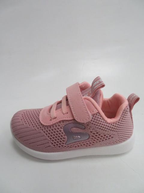 Buty Sportowe Dziecięce ZC02, Pink, 19-24