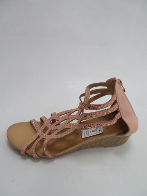 Sandały Damskie F01-4, Pink, 36-41