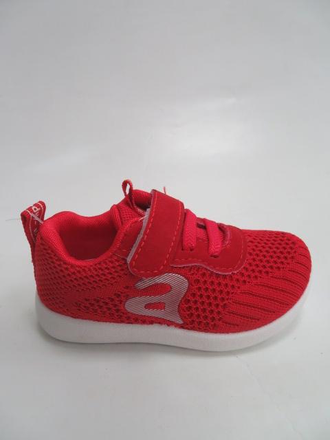 Buty Sportowe Dziecięce ZC02, Red, 19-24