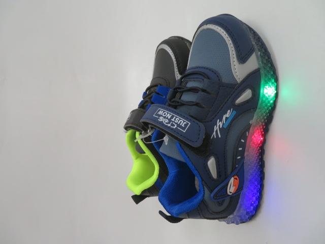Buty Sportowe Dziecięce B729-2, Mix 2 color, 26-31