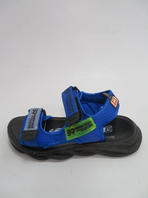 Sandały Dziecięce C101, Blue, 32-37