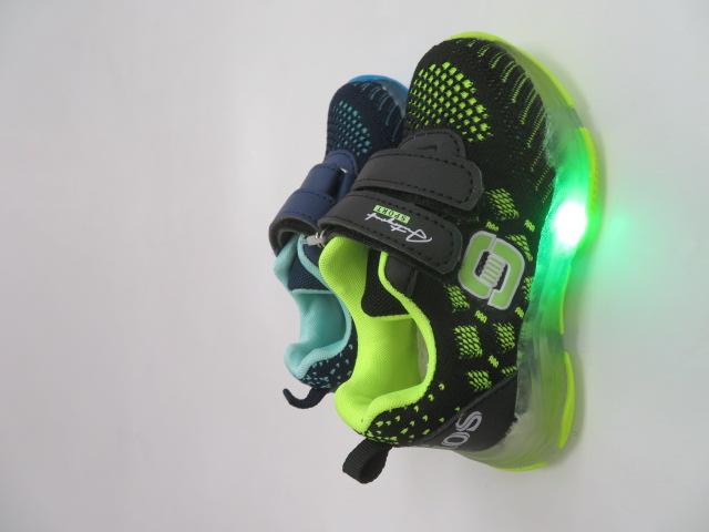 Buty Sportowe Dziecięce S024-3, Mix 3 color, 20-25