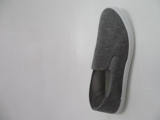 Półbuty Męskie 15HL024, Grey, 41-46 1