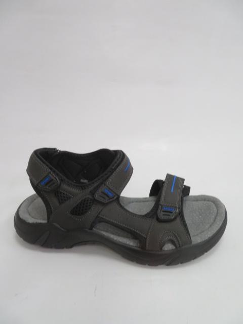 Sandały Męskie 9AA2011, Black/Blue, 41-46