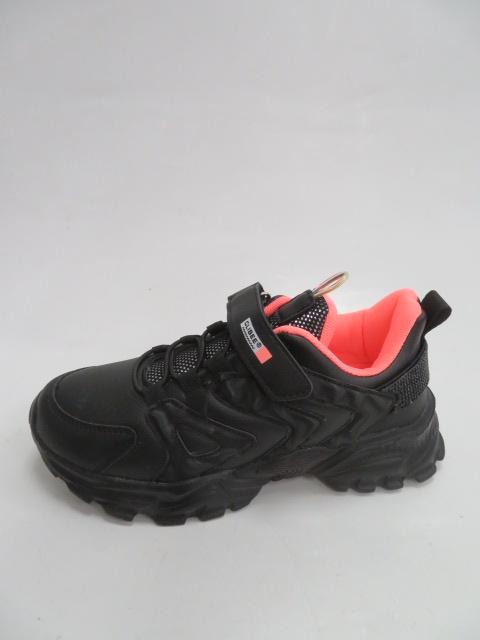 Buty Sportowe Dziecięce F-19, Black 32-37