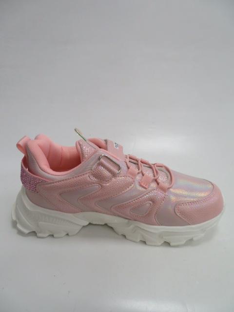 Buty Sportowe Dziecięce F-19, Pink, 32-37