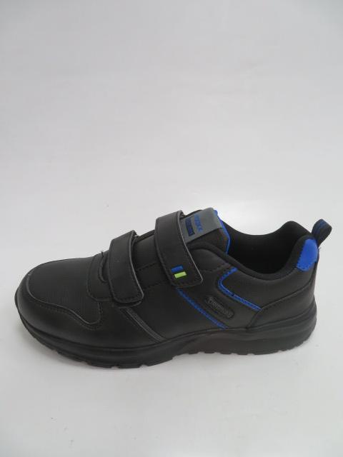 Sportowe Damskie LXC 8201, Black/Blue, 36-41