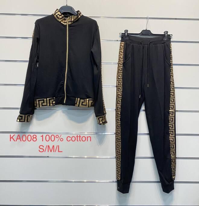 Komplet Damski KA008 1 KOLOR S-L