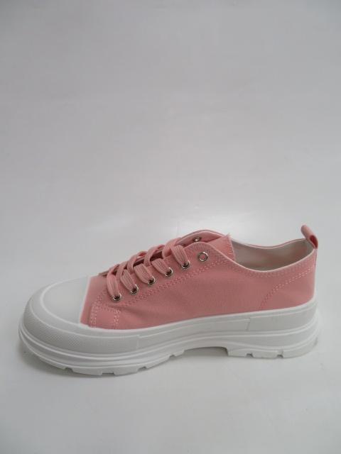 Trampki Damskie 678, Pink, 36-41