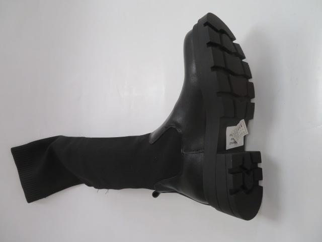 Kozaki Damskie RXJ127, Black, 36-41 3
