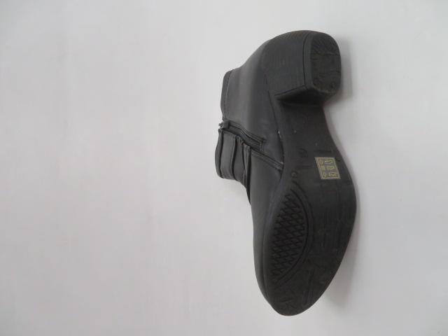 Botki Damskie NZ08, Black, 36-41 4