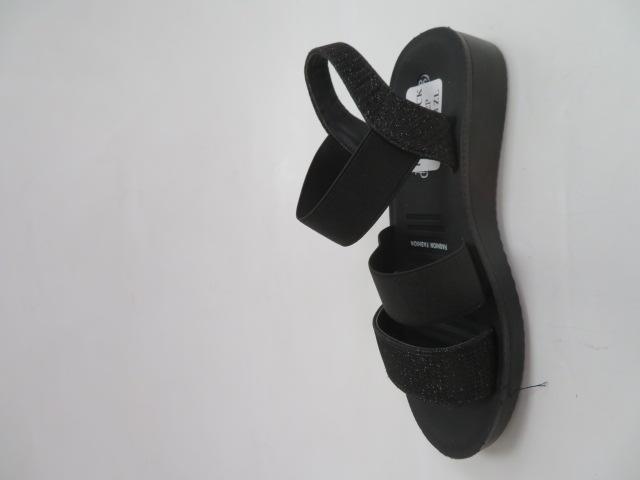Sandały Damskie FY6811, Black, 36-41 2