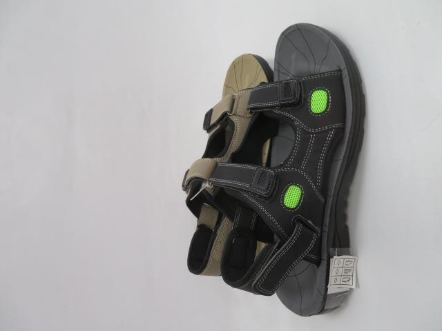 Sandały Męskie M90075, Mix color, 41-46