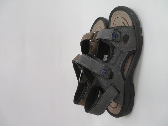 Sandały Męskie M6611, Mix color, 41-46