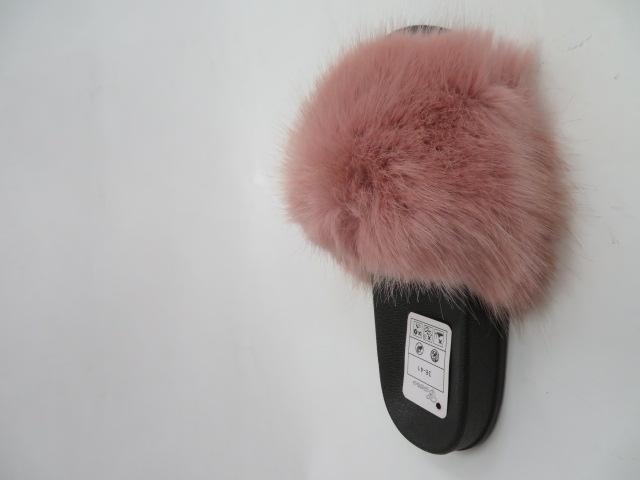 Klapki Damskie N-88, Pink, 36-41