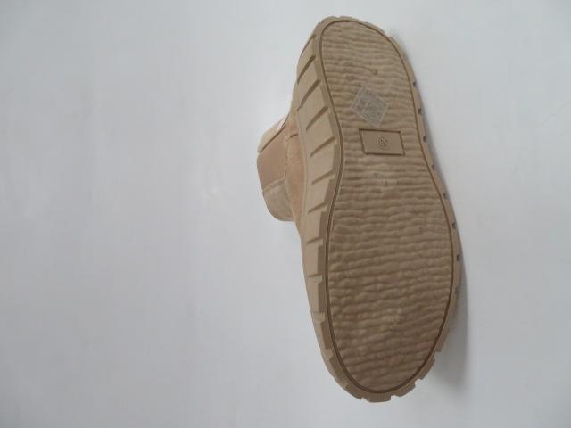 Botki Damskie 3921-1, Khaki, 36-41 3