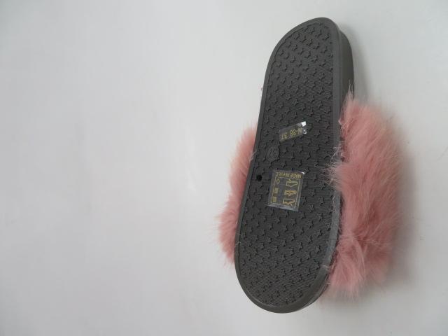 Klapki Damskie N-88, Pink, 36-41 3