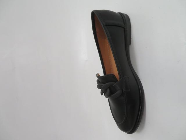 Baleriny Damskie G360, Black, 36-41
