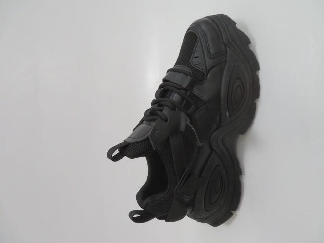 Sportowe Damskie RA111, Black, 36-41 1