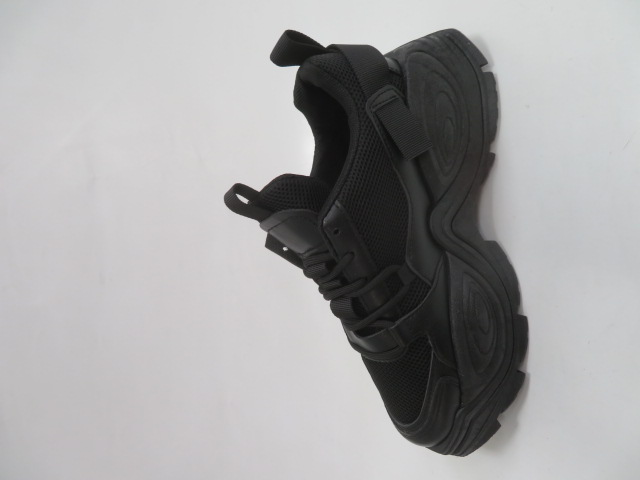 Sportowe Damskie RA111, Black, 36-41 2