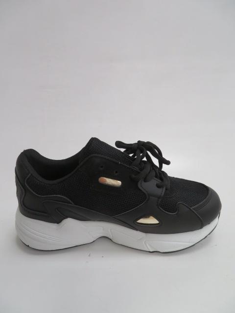 Sportowe Damskie R-02 ,Black,  36-41