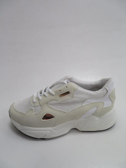 Sportowe Damskie R-02, White , 36-41