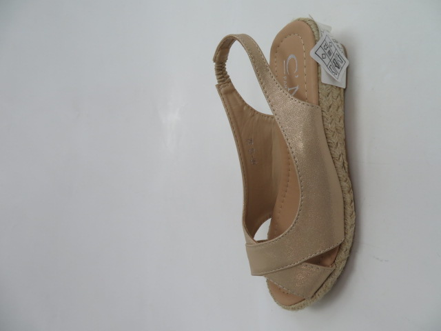 Sandały Dziecięce 66-18, Gold, 28-35 1