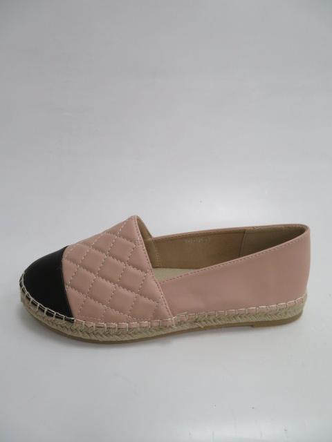 Baleriny Damskie 189, Pink , 36-41
