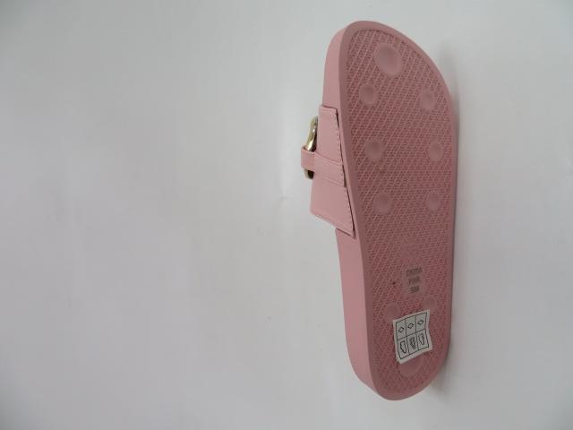 Klapki Damskie CK203, Pink, 36-41 2