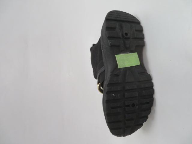 Botki Damskie R932, Black, 36-41 3