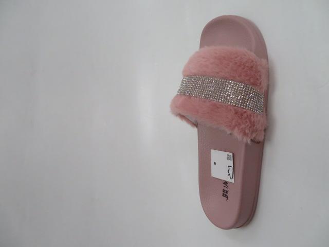 Klapki Damskie 44525, Pink, 36-41