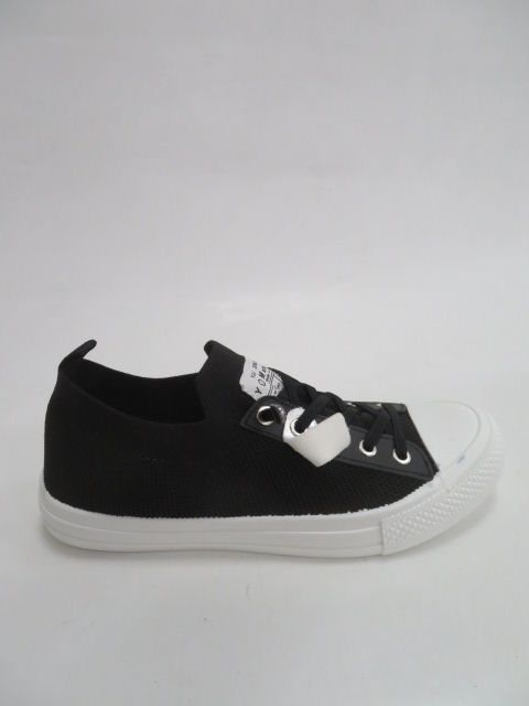 Trampki Damskie PC05, Black/White , 36-41
