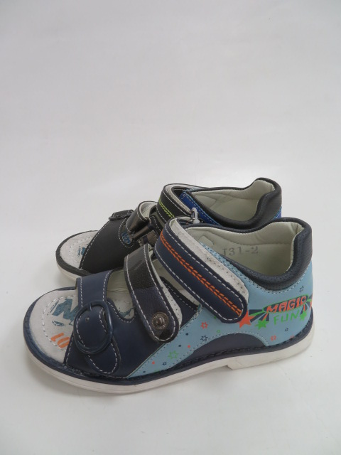 Sandały Dziecięce J31-2, Mix 2 color, 25-30
