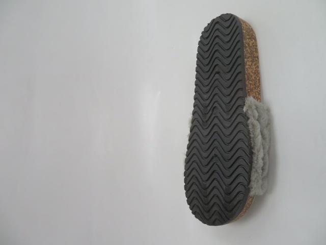 Klapki Damskie JE7012, Grey, 36-41 3